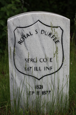 Royal Sherman Durfee