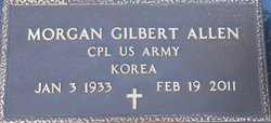 Morgan Gilbert Allen