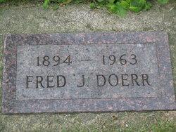 Fred J. Doerr