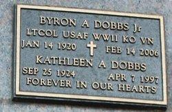 Byron A Dobbs, Jr