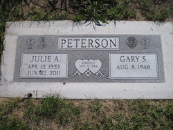 Julie A. <i>Parks</i> Peterson