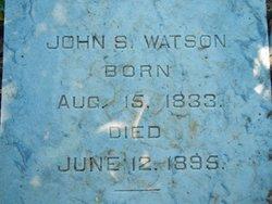 John S. Watson