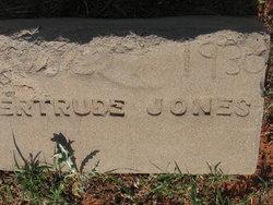 Eva Gertrude Getty <i>Collins</i> Jones