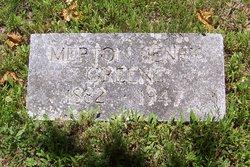 Dr Merton Henry Greene