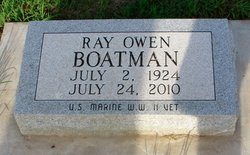 Ray Owen Boatman