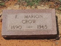 Francis Marion Mern Crow
