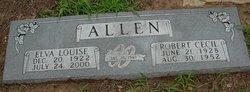 Robert Cecil Allen
