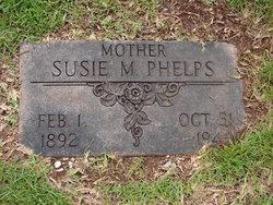 Susie Marula <i>Whitley</i> Phelps