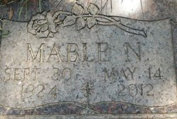 Mable <i>Brewer</i> Overman