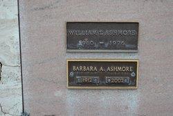 Barbara <i>Cuddy</i> Ashmore