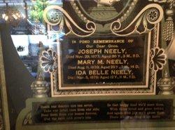 Mary Melissa <i>Fetty</i> Neely
