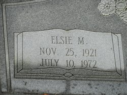 Elsie Mae <i>Lynn</i> Merkison