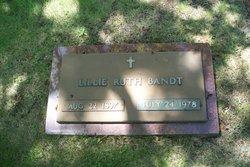 Lillie Ruth Bandt