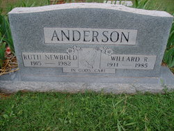 Willard Randolph Anderson