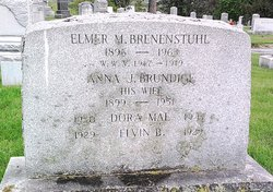 Anna Jane <i>Brundige</i> Brenenstuhl