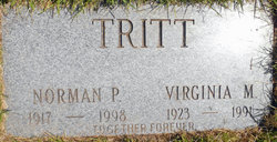 Virginia Mae <i>Macklin</i> Tritt