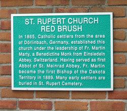 Saint Ruperts Catholic Cemetery