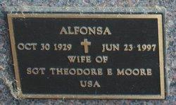 Alfonsa Moore