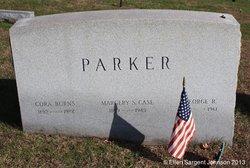Margery Schomp <i>Case</i> Parker