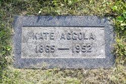 Kate <i>Marin</i> Aggola