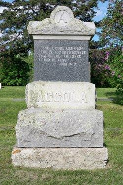 Roy E Aggola