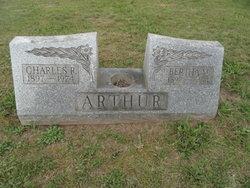 Bertha Maude <i>Boatman</i> Arthur