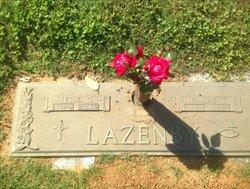 Ella Jeanne <i>Thomas</i> Lazenby