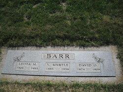 Varona Myrtle <i>Witmer</i> Barr