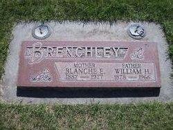 Blanche E <i>Carpenter</i> Brenchley