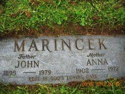 Anna <i>Slogar</i> Marincek