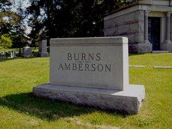 Rosanna <i>Burns</i> Amberson