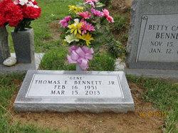 Thomas Eugene Gene Bennett, Jr