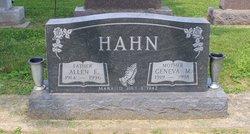 Geneva M Hahn