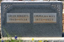 Emma Annie Onie <i>Daniel</i> Roberts