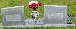 Katherine <i>Ginn</i> Bardin