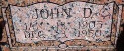 John D McClard