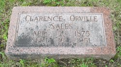 Clarence Orville Sales