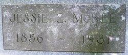 Jessie B. <i>Zearing</i> McKee
