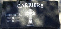 Herbert A Carriere