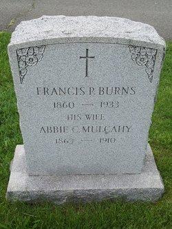 Abbie C <i>Mulcahy</i> Burns