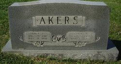 Glada Ellen <i>Scaggs</i> Akers