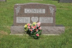 Donald E Confer