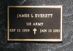 James L Everett