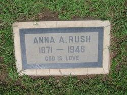 Anna Adina <i>Adams</i> Rush