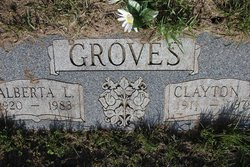 Alberta L Groves