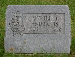 Myrtle B. <i>McNeal</i> Andriotis