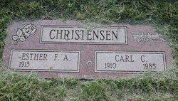 Carl C Christensen