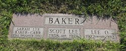 Scott Lee Baker