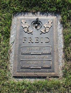 Jerome D Freid