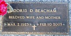 Doris D. Beacham